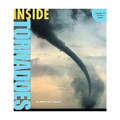 Inside Tornadoes (Hardcover)