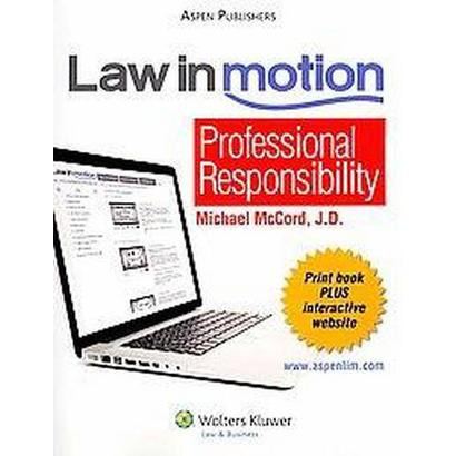 Law in Motion (Mixed media product)