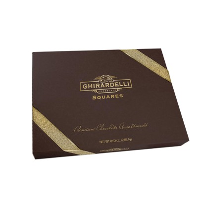Ghirardelli Chocolate Squares Ultimate Collection 8.63 oz