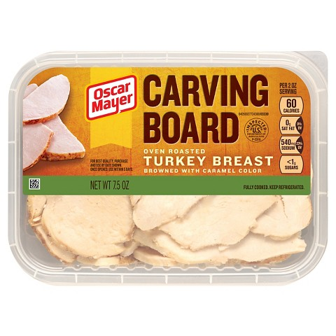 Oscar Mayer Carving Board Oven Roasted Turkey 7.5 oz