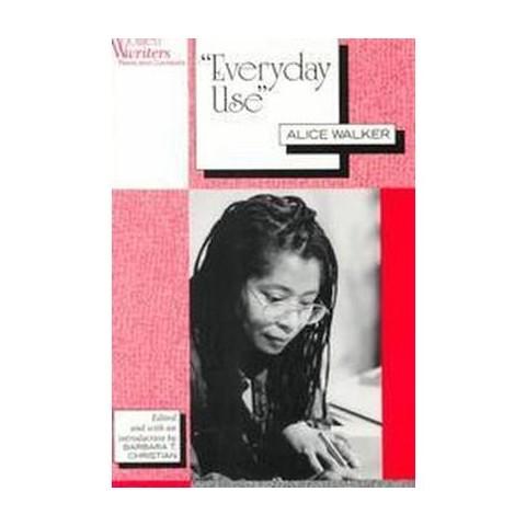 Everyday Use (Paperback)