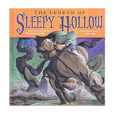 The Legend of Sleepy Hollow (Reprint) (Hardcover)