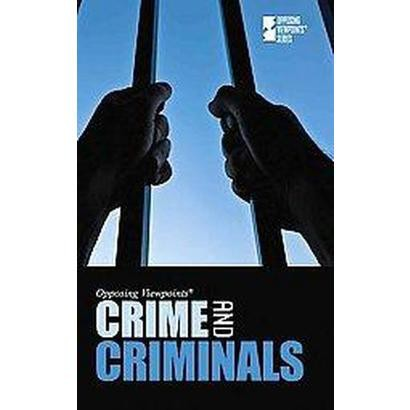 Crime and Criminals (Hardcover)