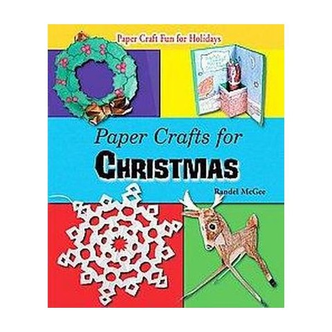 Paper Crafts for Christmas (Hardcover)