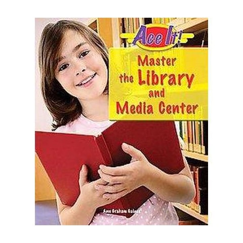 Master the Library and Media Center (Hardcover)