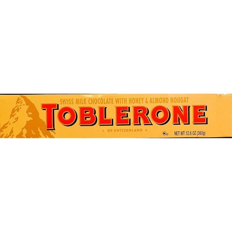 Toblerone Milk Chocolate 14 oz