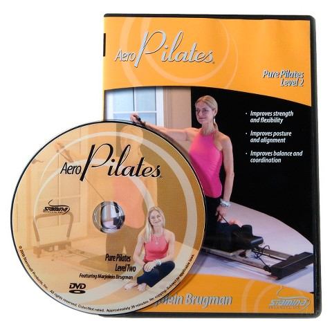 Stamina Pure Pilates Workout