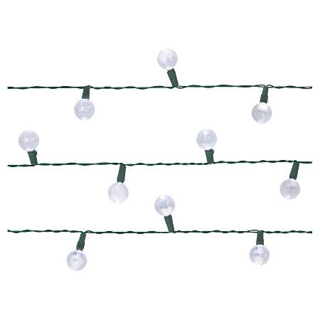 Target Rosette String Lights : 30Lt Solar Globe String Lights - Room Essentials : Target