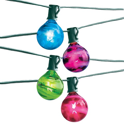 String Patio Lights At Target : 10Lt Marble G50 Set - String Lights - Room Essen... : Target