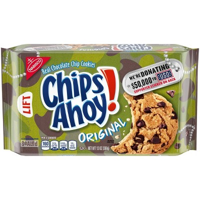 Chips Ahoy! Original Chocolate Chip Cookies 13 oz