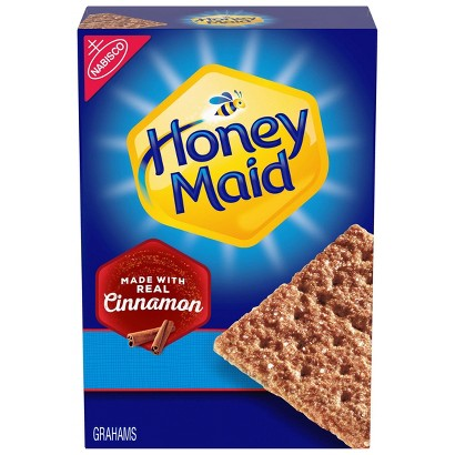 Honey Maid Cinnamon Graham Crackers 14.4 oz