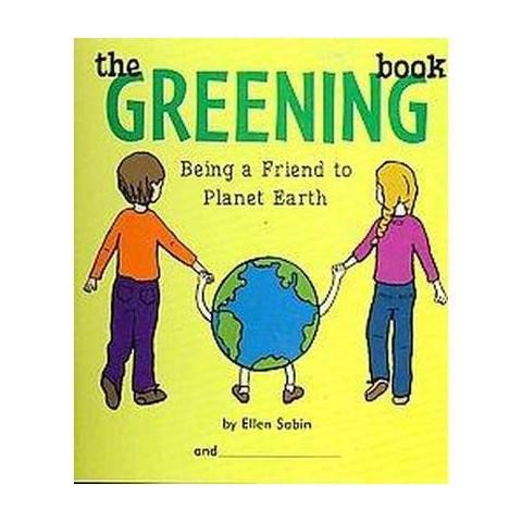 The Greening Book (Spiral)