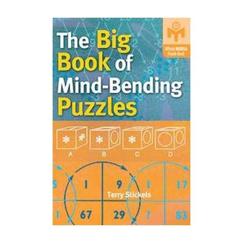 The Big Book of Mind-bending Puzzles (Paperback)