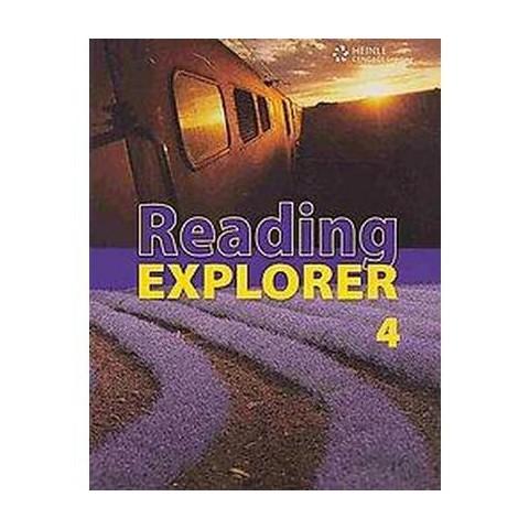 Reading Explorer 4 (Paperback)