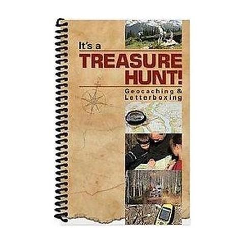 It's a Treasure Hunt! (Spiral)