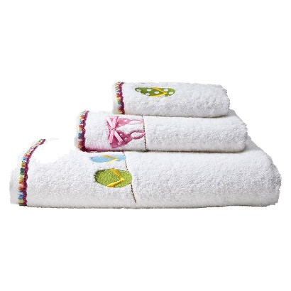 Hanging Loose 3 Piece Towel Set