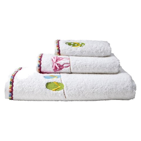 Hanging Loose 3-pc. Bath Towel Set