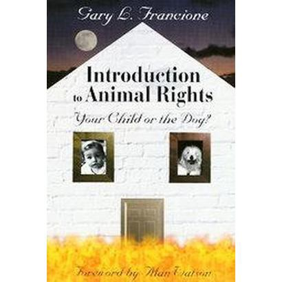 Introduction to Animal Rights (Paperback)