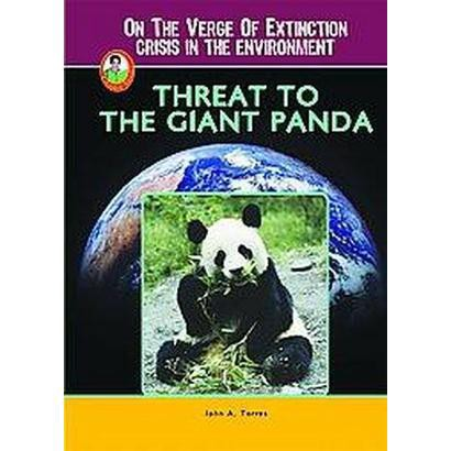 Threat to the Giant Panda (Hardcover)