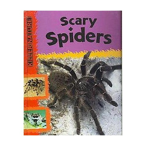 Scary Spiders (Hardcover)
