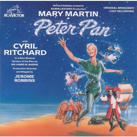 Peter Pan (Original 1954 Broadway Cast)