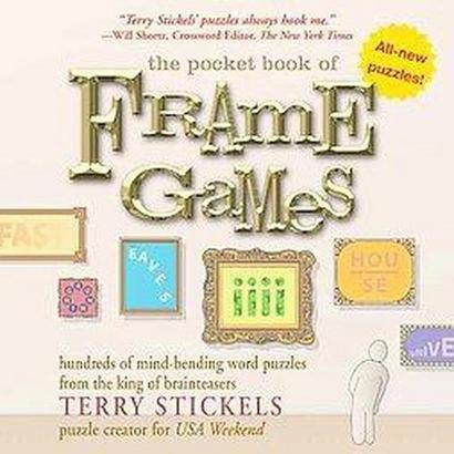 The Pocket Book of Frame Games (Paperback)
