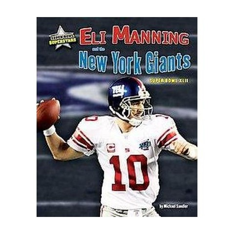 Eli Manning and the New York Giants (Hardcover)