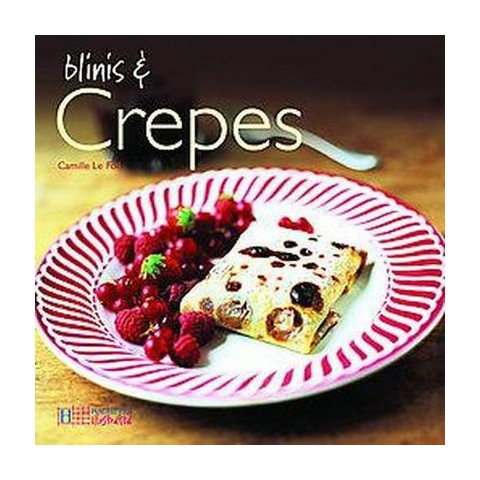 Blinis & Crepes (Hardcover)