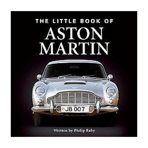 The Little Book of Aston Martin (Hardcover)