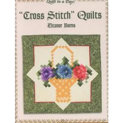Cross Stitch Quilts (Paperback)