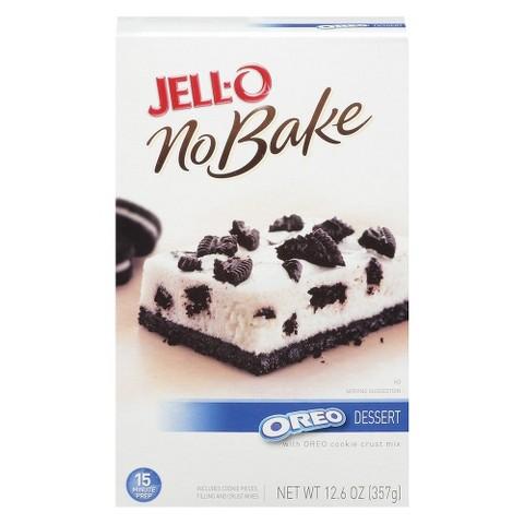 Jell-O No Bake Oreo Dessert 12.6 oz