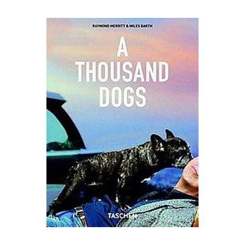 1000 Dogs (Anniversary, Multilingual) (Paperback)