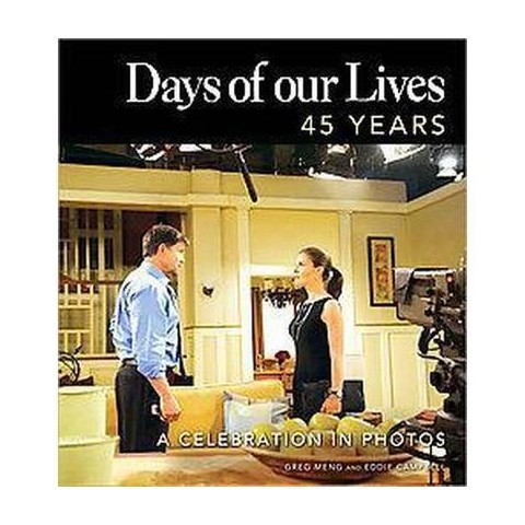 Days of Our Lives 45 Years (Hardcover)