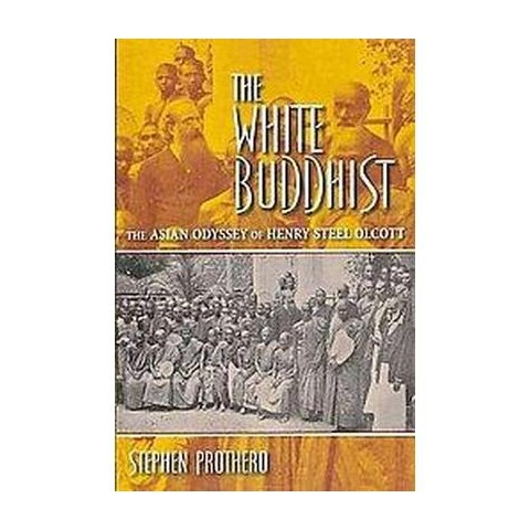 The White Buddhist (Paperback)