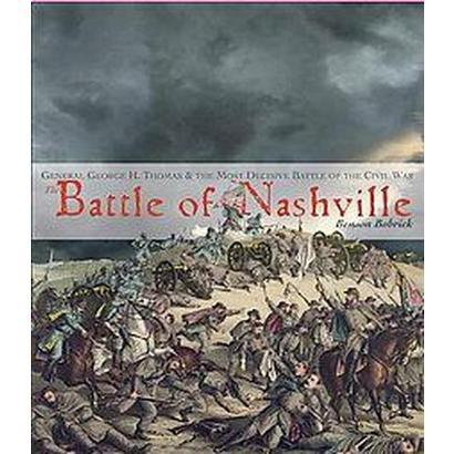 The Battle of Nashville (Hardcover)
