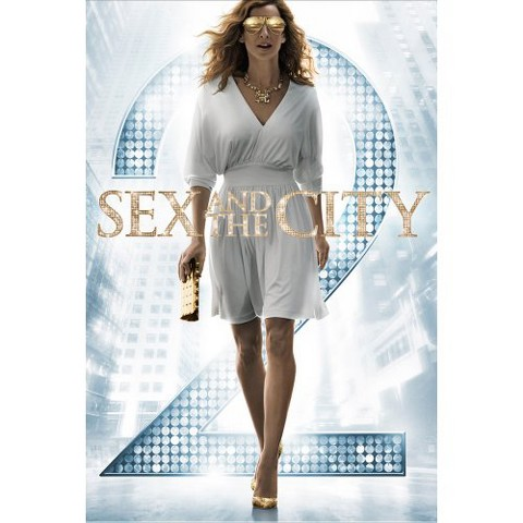 Sex and the City 2(Deluxe Edition)(2 Discs) - Only at Target