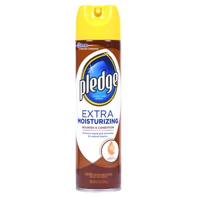 Pledge® Extra Moisturizing Furniture Spray 9.7 oz
