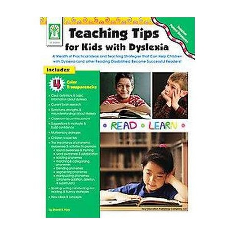 Teaching Tips for Kids With Dyslexia (Paperback)