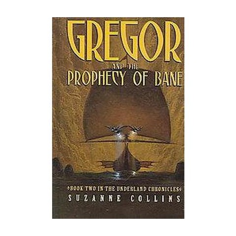 Gregor and the Prophecy of Bane (Large Print) (Hardcover)