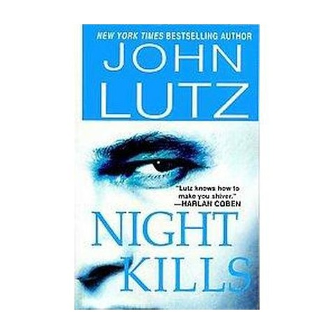 Night Kills (Large Print) (Paperback)