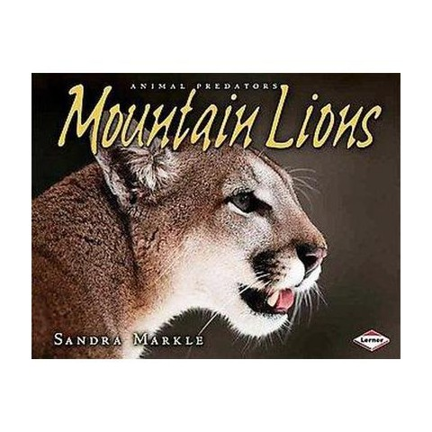 Mountain Lions (Hardcover)