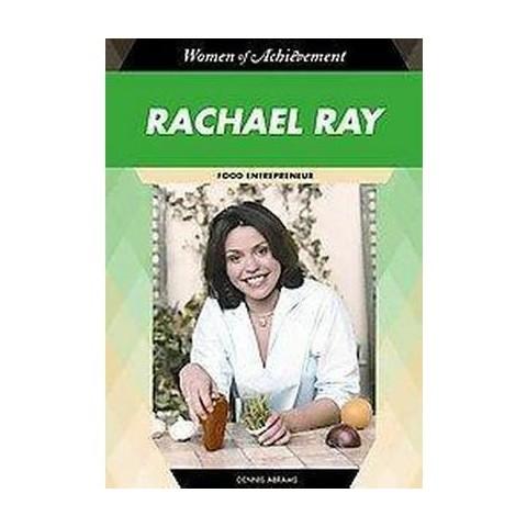 Rachael Ray ( Women of Achievement) (Hardcover)