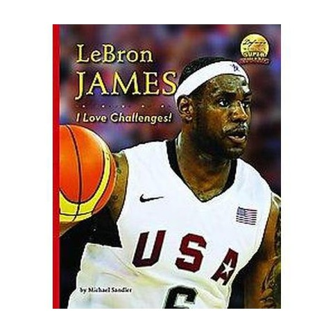 Lebron James (Hardcover)