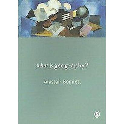 What Is Geography? (Paperback)