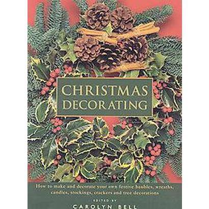 Christmas Decorating (Paperback)