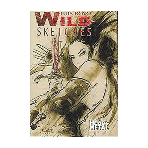 Wild Sketches 1 (Paperback)