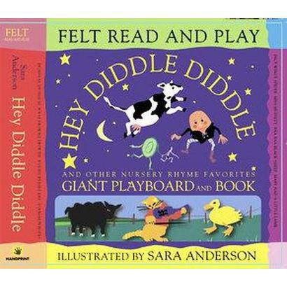Hey Diddle Diddle and Other Nursery Rhyme Favorites