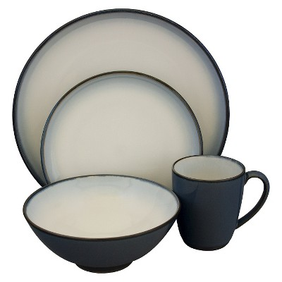 Sango Concepts 16-pc. Dinnerware Set - Eggplant