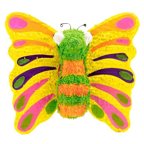 Butterfly Birthday Party Pinata