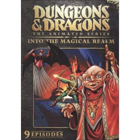 Dungeons & Dragons: The Animated Series - Into the Magical Realm